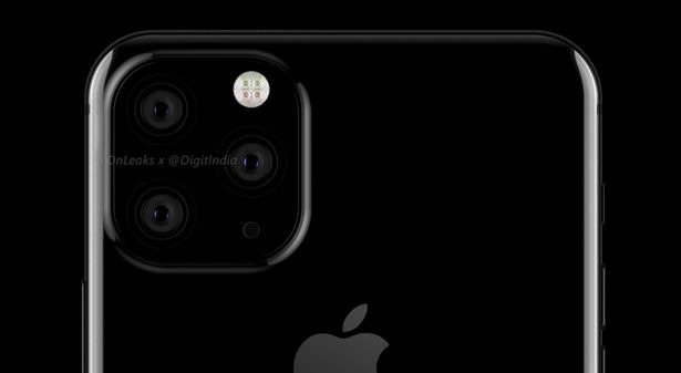 0 Is This The Iphone 11 Leaked Images Claim To Show Apples 2019 Smartphone